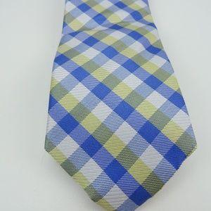 Club Room Multi Color Neck Tie 100% Silk NWT